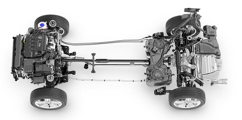 Volkswagen Tiguan 2.0 BiTDI 240 CV. TECNICA e PRESTAZIONI 8