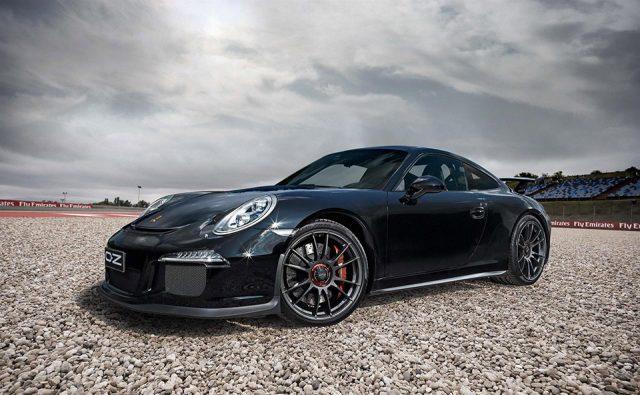 Cerchi in Lega Porsche: OZ omologa nuove ruote per 911 10