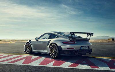 Dunlop Sport Maxx Race 2: Gomme Omologato da Porsche per la 911 GT2 RS