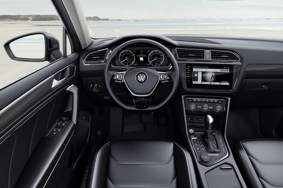 Volkswagen Tiguan 2.0 BiTDI 240 CV. TECNICA e PRESTAZIONI 11