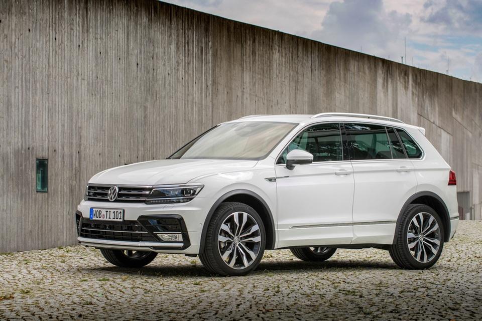 Volkswagen Tiguan 2.0 BiTDI 240 CV. TECNICA e PRESTAZIONI 18