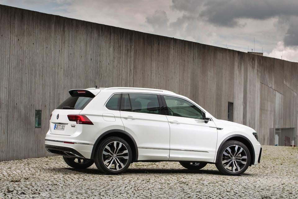 Volkswagen Tiguan 2.0 BiTDI 240 CV. TECNICA e PRESTAZIONI 17