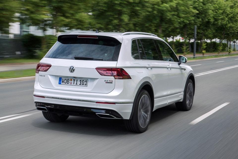 Volkswagen Tiguan 2.0 BiTDI 240 CV. TECNICA e PRESTAZIONI 15
