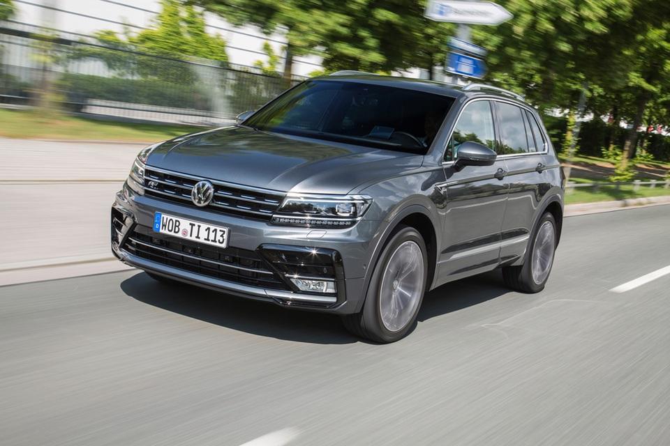 Volkswagen Tiguan 2.0 BiTDI 240 CV. TECNICA e PRESTAZIONI 13