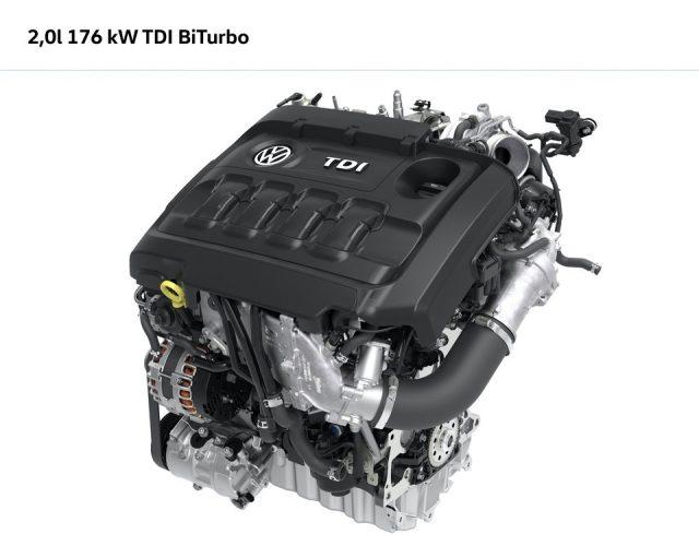 Volkswagen Tiguan 2.0 BiTDI 240 CV. TECNICA e PRESTAZIONI 1
