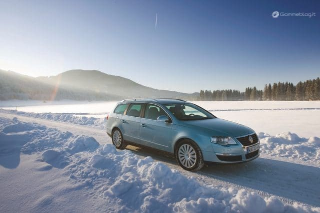 Volkswagen Passat 2018: 35 anni di trazione integrale 4
