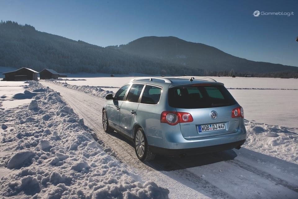 Volkswagen Passat 2018: 35 anni di trazione integrale 7