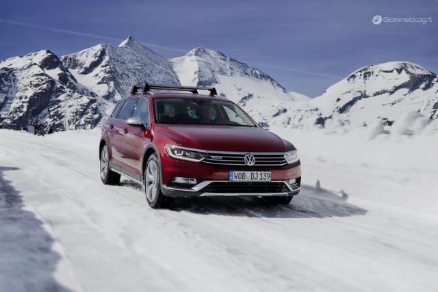 Volkswagen Passat 2018: 35 anni di trazione integrale 5