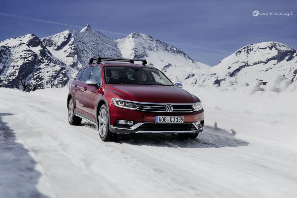 Volkswagen Passat 2018: 35 anni di trazione integrale 8