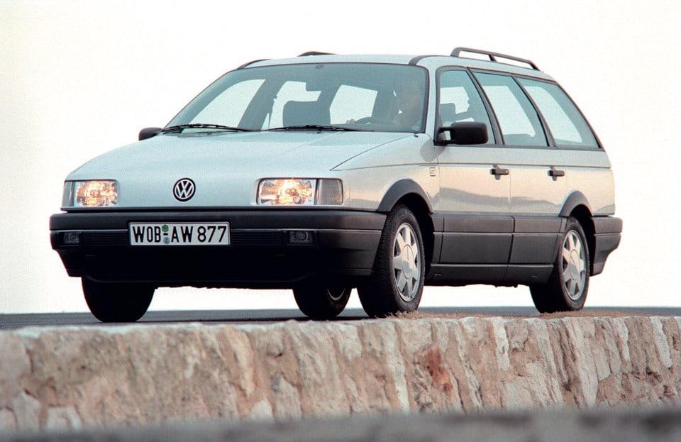 Volkswagen Passat 2018: 35 anni di trazione integrale 10