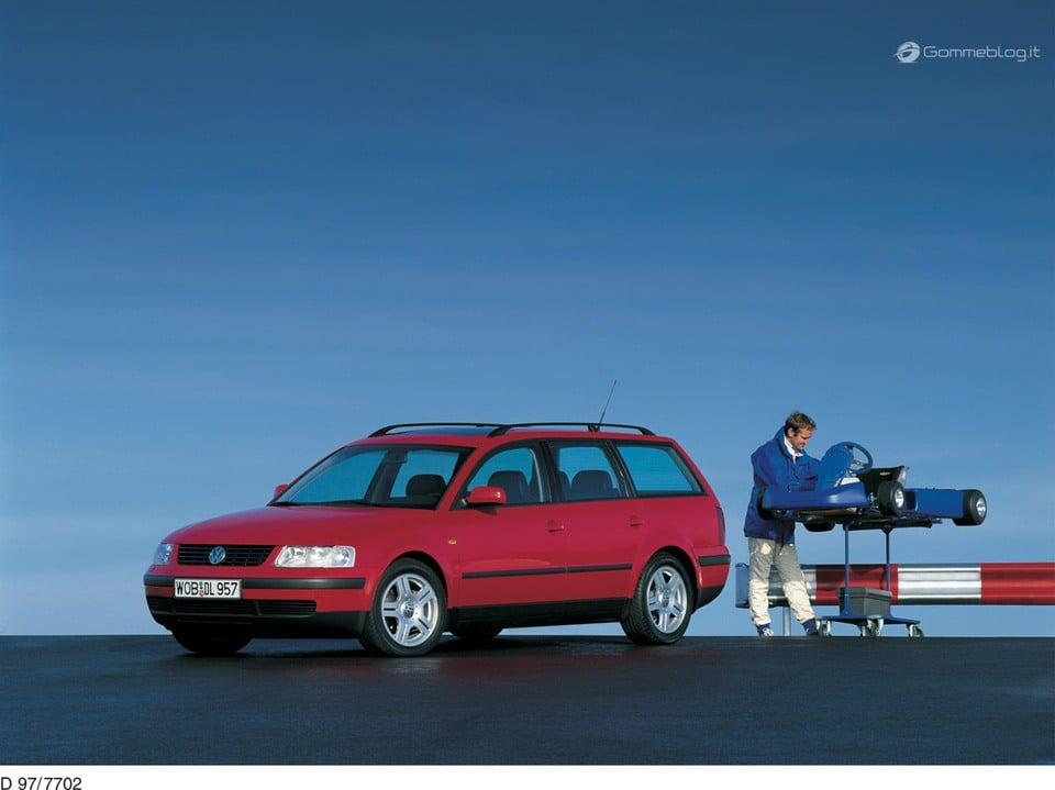 Volkswagen Passat 2018: 35 anni di trazione integrale 11