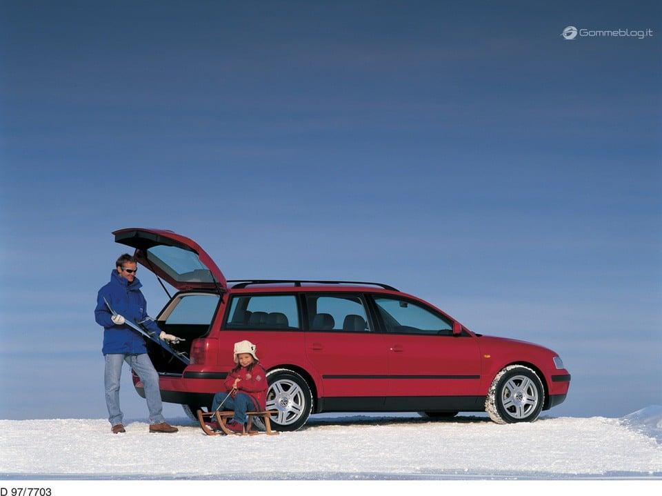 Volkswagen Passat 2018: 35 anni di trazione integrale 12