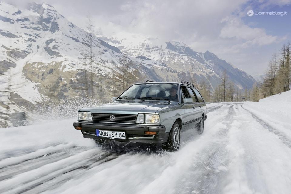 Volkswagen Passat 2018: 35 anni di trazione integrale 13