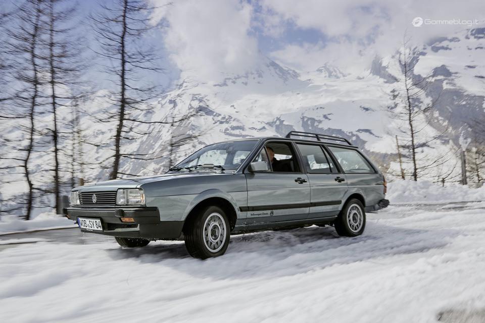 Volkswagen Passat 2018: 35 anni di trazione integrale 14