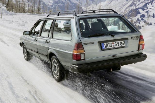 Volkswagen Passat 2018: 35 anni di trazione integrale 1