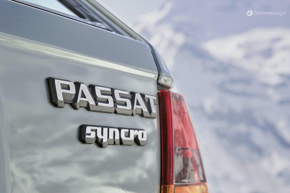 Volkswagen Passat 2018: 35 anni di trazione integrale 16