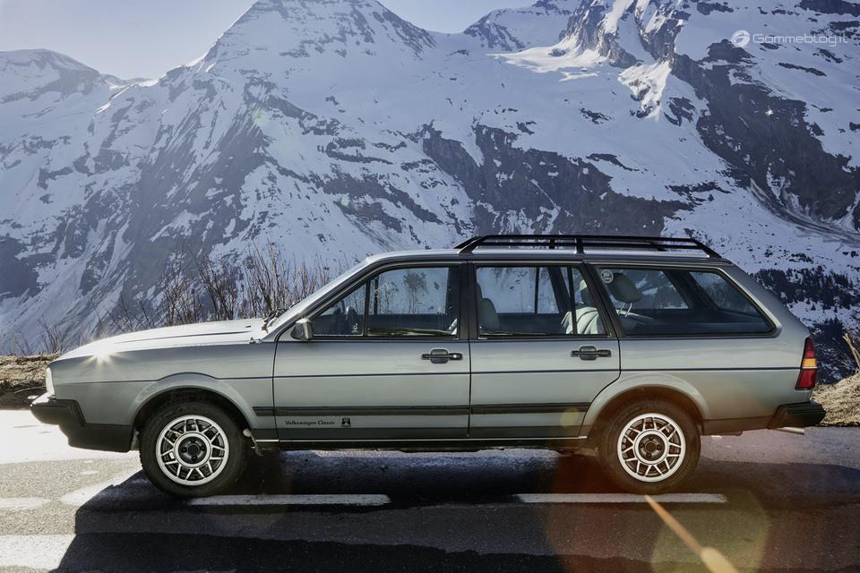 Volkswagen Passat 2018: 35 anni di trazione integrale 17