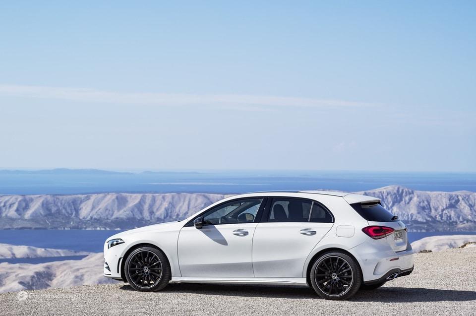 Nuova Mercedes Class A