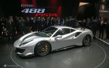 Ferrari 488 Pista e gomme Michelin Pilot Sport Cup 2 K2: Top Performance