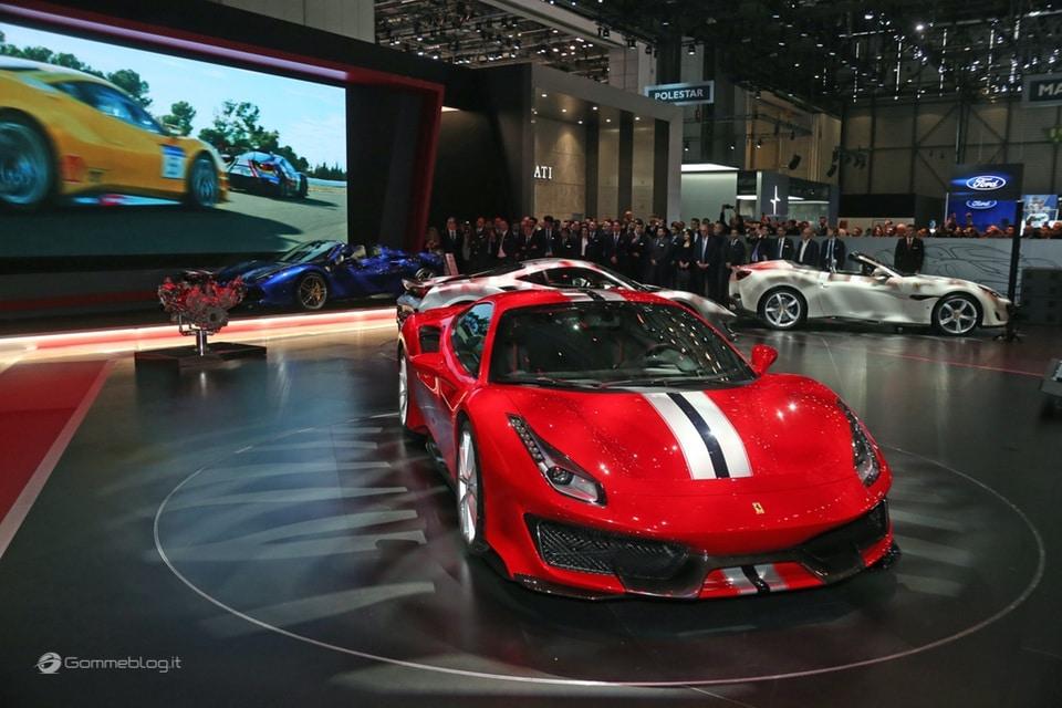 Ferrari 488 Pista e gomme Michelin Pilot Sport Cup 2 K2: Top Performance 6