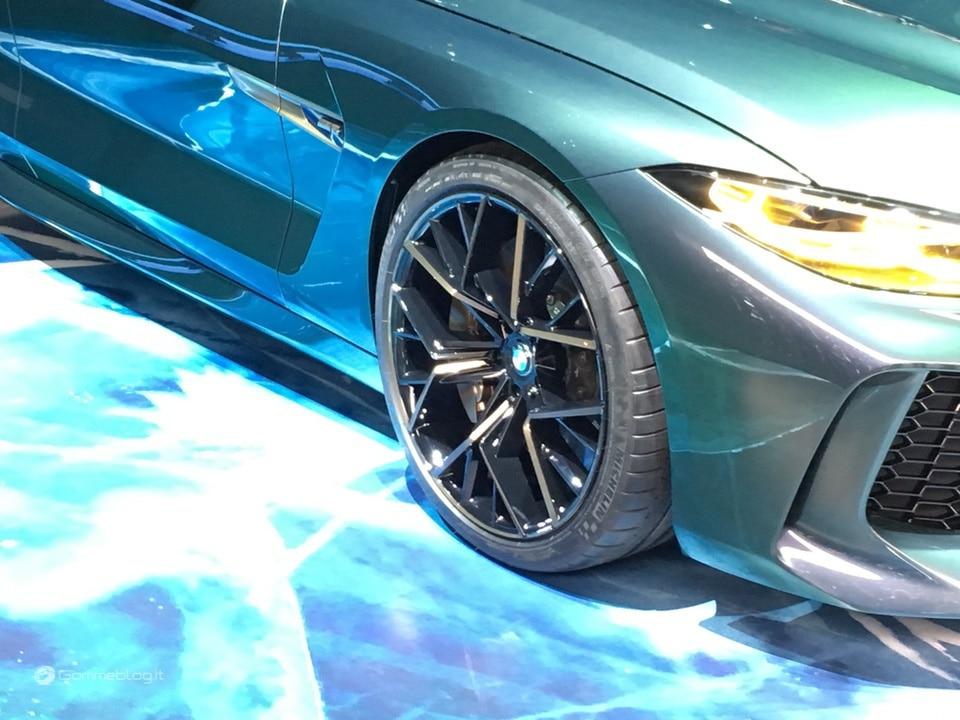 Gomme Michelin: a Ginevra Calzano le Supercar più potenti 4