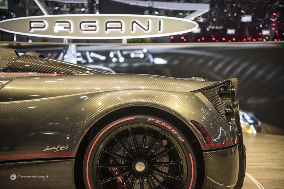 Pneumatici Pirelli: il 60% delle Supercar calza Gomme PZero 6
