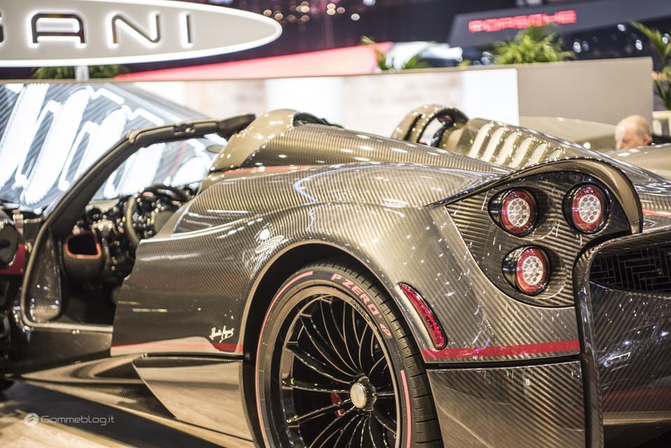 Pneumatici Pirelli: il 60% delle Supercar calza Gomme PZero 7