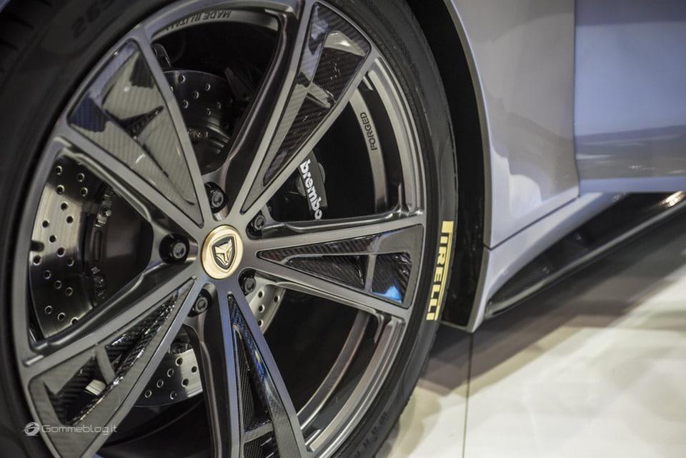 Pneumatici Pirelli: il 60% delle Supercar calza Gomme PZero 9
