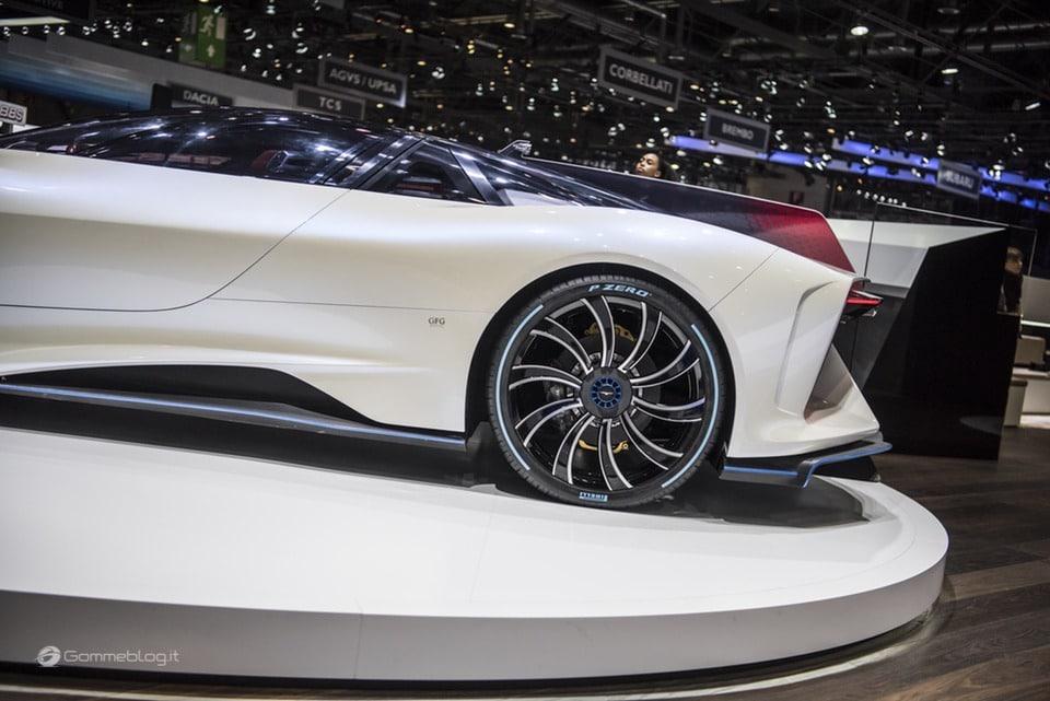 Pneumatici Pirelli: il 60% delle Supercar calza Gomme PZero 11