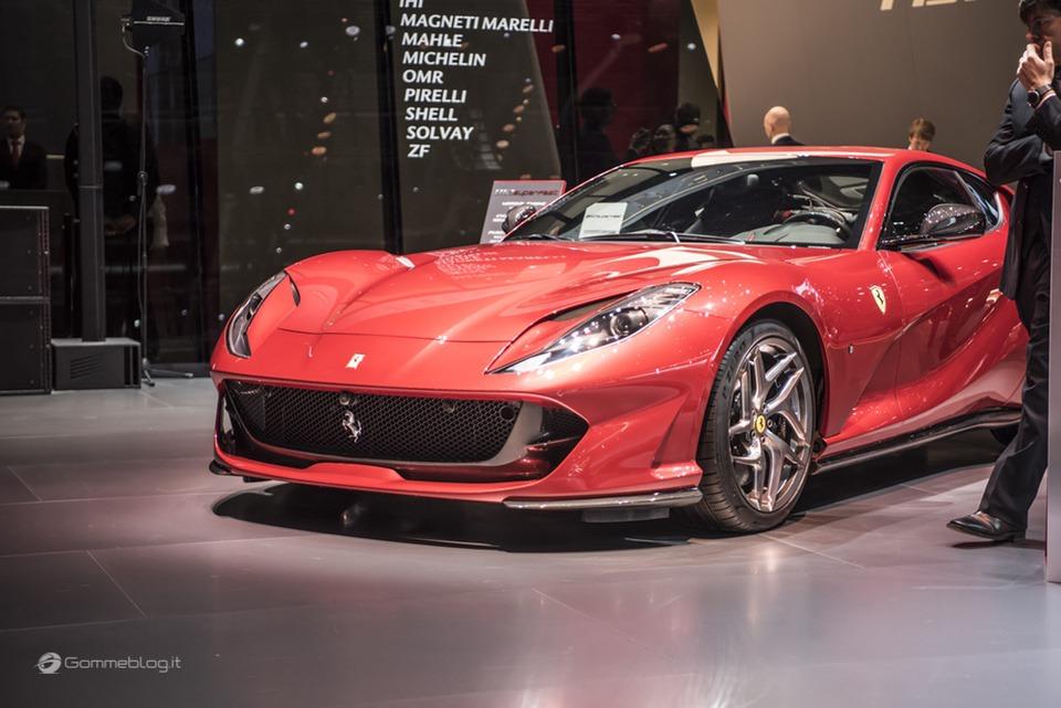 Pneumatici Pirelli: il 60% delle Supercar calza Gomme PZero 13
