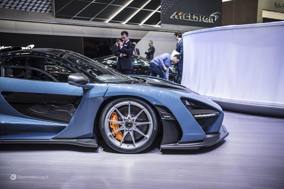 Pneumatici Pirelli: il 60% delle Supercar calza Gomme PZero 14