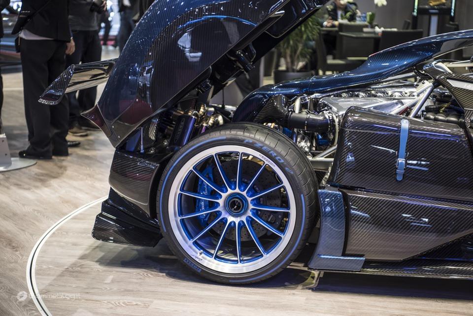 Pneumatici Pirelli: il 60% delle Supercar calza Gomme PZero 21