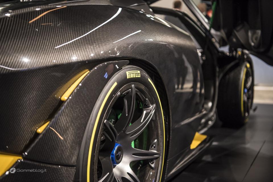 Pneumatici Pirelli: il 60% delle Supercar calza Gomme PZero 23