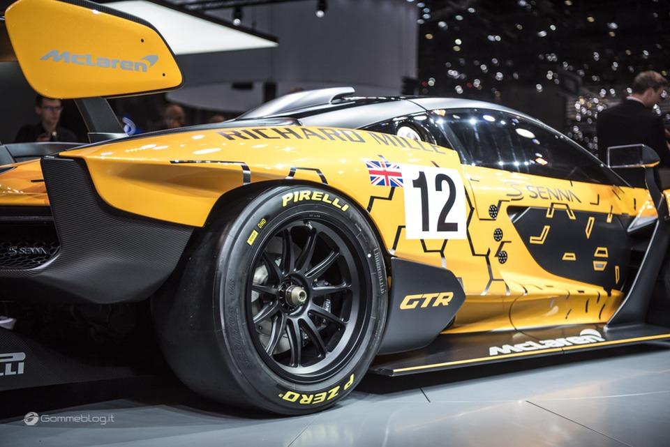 Pneumatici Pirelli: il 60% delle Supercar calza Gomme PZero 25