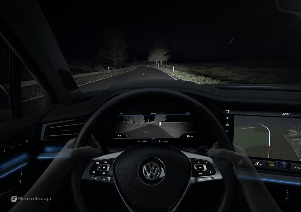 Volkswagen Touareg: Tutta Nuova  e Super Tecnologica 22