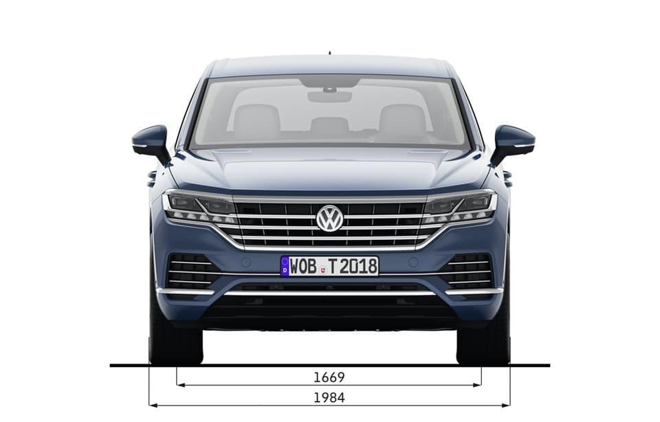 Nuova VW Touareg: Ecco come funziona la stabilizzazione del rollio 13