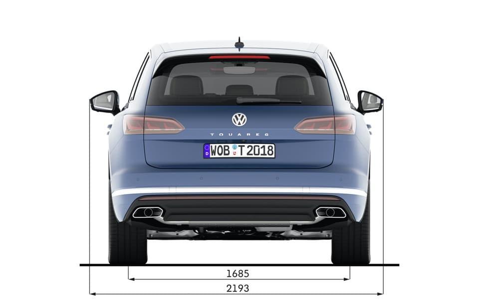 Volkswagen Touareg: Tutta Nuova e Super Tecnologica 19