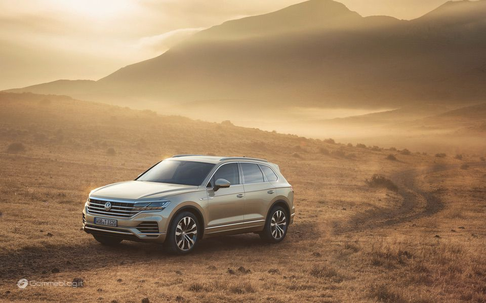 Volkswagen Touareg: Tutta Nuova e Super Tecnologica 14