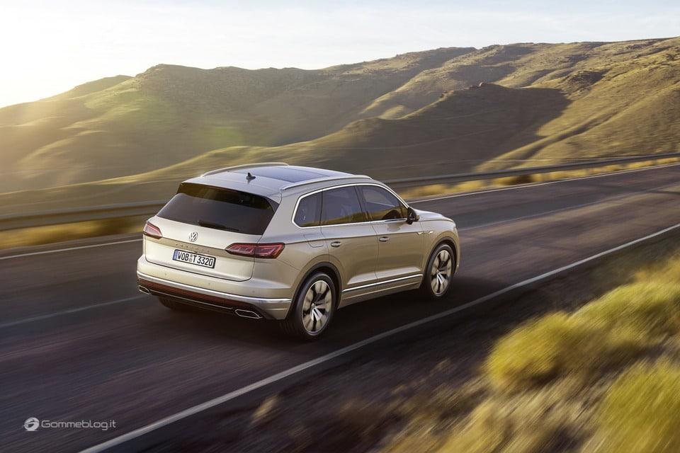 Volkswagen Touareg: Tutta Nuova e Super Tecnologica 13
