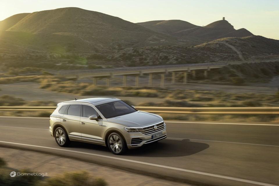 Volkswagen Touareg: Tutta Nuova  e Super Tecnologica 12