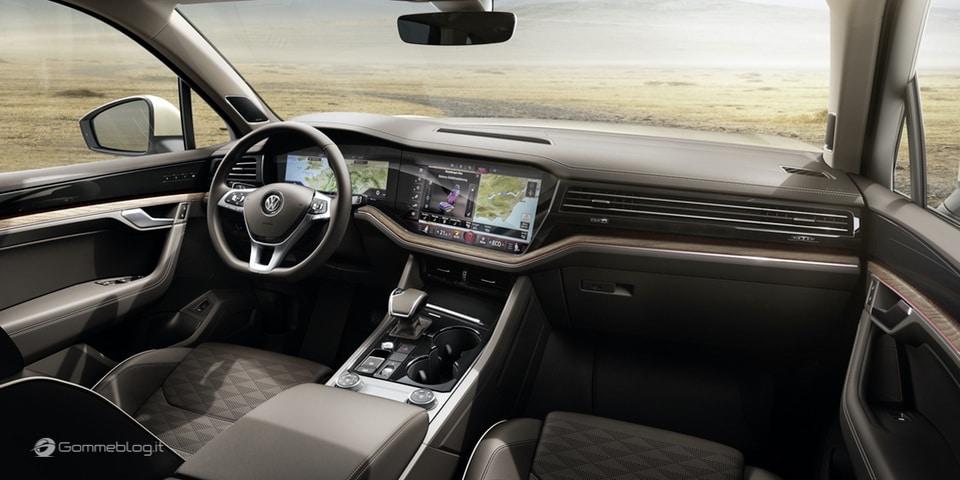 Volkswagen Touareg: Tutta Nuova  e Super Tecnologica 11