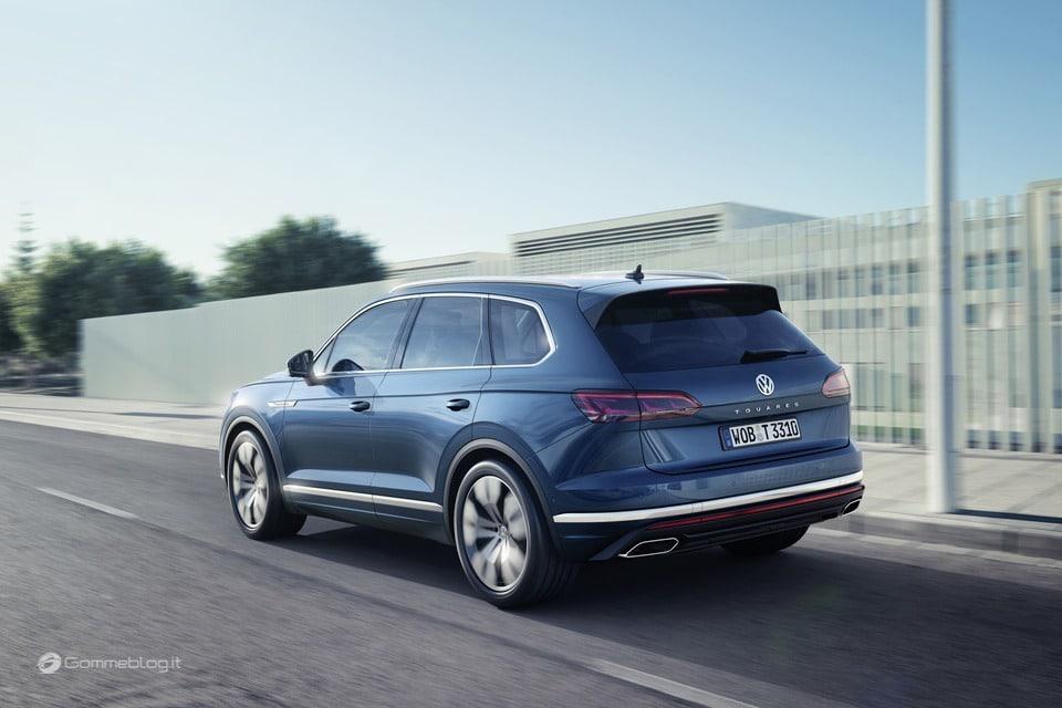 Volkswagen Touareg: Tutta Nuova  e Super Tecnologica 9