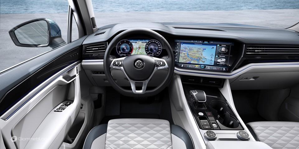 Volkswagen Touareg: Tutta Nuova  e Super Tecnologica 7