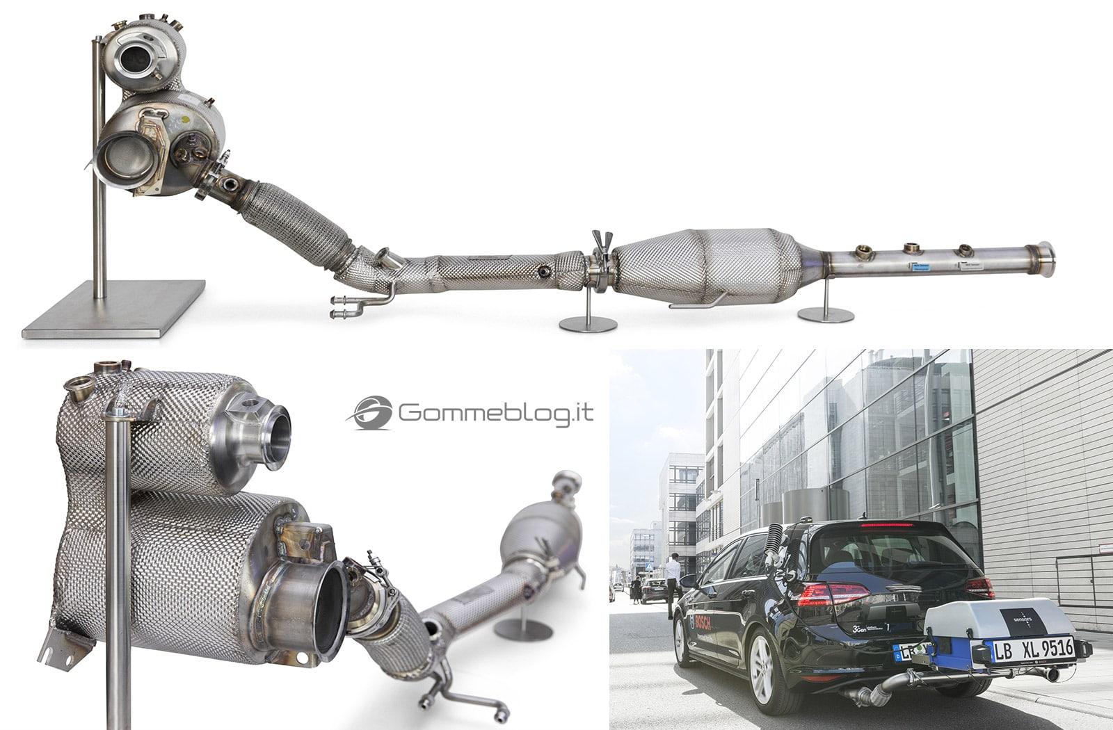 Diesel Bosch: in arrivo motori puliti ANTI-BLOCCO 2