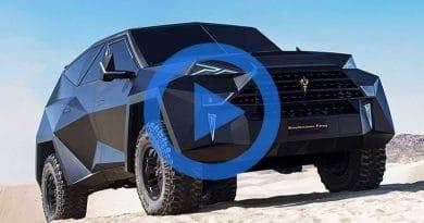 Karlmann King, il SUV più Costoso del Mondo da 3.8 Millioni di $ 5