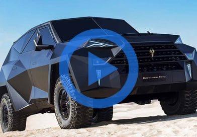 Karlmann King, il SUV più Costoso del Mondo da 3.8 Millioni di $