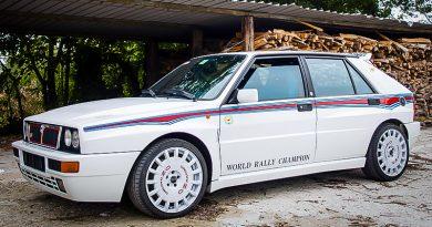 Cerchi Rally Racing omologati per Lancia Delta Evoluzione