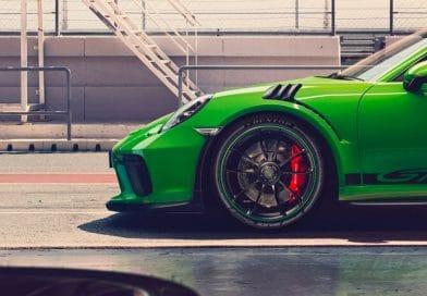 Pneumatici Porsche 911 GT3 RS: Dunlop Sport Maxx Race 2 sono ora omologati