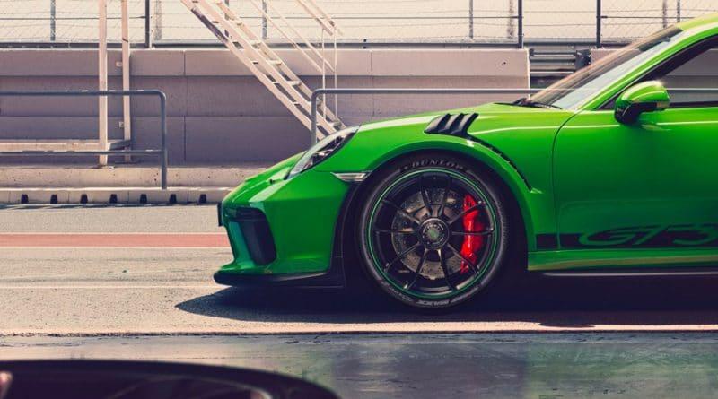 Pneumatici Porsche 911 GT3 RS: Dunlop Sport Maxx Race 2 sono ora omologati 4