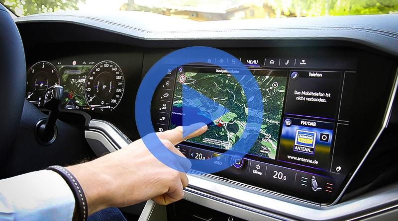 Nuova Volkswagen Touareg: il nuovo SUV High-Tech [VIDEO] 5